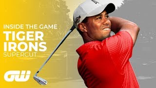 Nothing but Tiger Woods Flushing Irons for Five Minutes | Golfing World