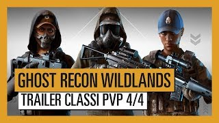 Ghost Recon Wildlands: Trailer della modalità PvP 4 vs 4