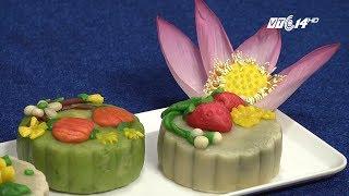 VTC14   Bánh trung thu điêu khắc - Sự lựa chọn hoàn hảo cho ngày Tết Trung thu