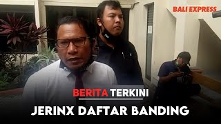 Jerinx Daftar Banding