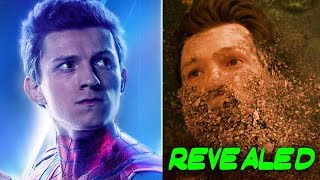 Why Spider-Man Took Longer to Die in Infinity War
