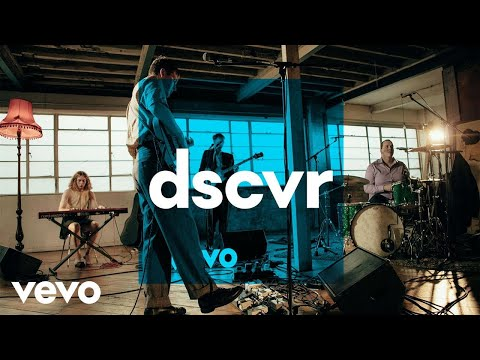 Trudy and the Romance - Is There A Place I Can Go - Vevo dscvr (Live)