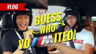 Man down! Against BMW M5 & M2 Competition in Sepang Circuit - AutoBuzz.my