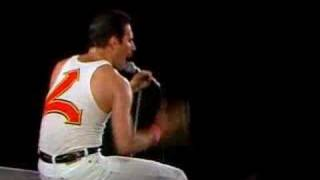 Freddie Mercury Vocal Improvisation in Milton keynes 1982