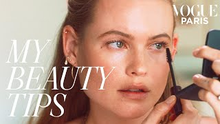 Behati Prinsloo's Guide to Fresh-Faced Everyday Makeup | My Beauty Tips