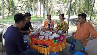 Anh Việt Kiều ghé thăm quê hương Bến Tre - Hương vị đồng quê - Bến Tre