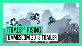 Trials Rising - Gamescom 2018 Trailer