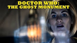Doctor Who REACTION/ANALYSIS - The Ghost Monument (2018)