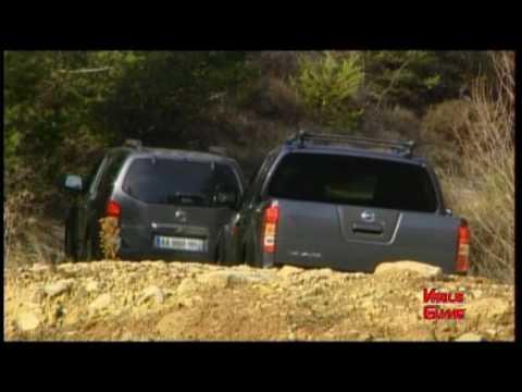 VRELE GUME: Nissan Pathfinder & Navara