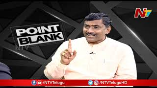 BJP Leader Muralidhar Rao Interview- Point Blank..
