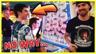 No Way Claw Kicker Did The Impossible At Zap Zone Arcade! ArcadeJackpotPro