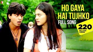 Ho Gaya Hai Tujhko | Full Song | Dilwale Dulhania Le Jayenge, Shah Rukh Khan, Kajol, Lata Mangeshkar