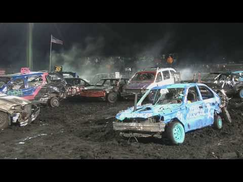 PRO COMPACT DEMOLITION DERBY SEP 29TH 2018