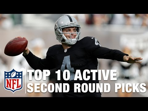 Top 10 Second Round Draft Picks From the Past 5 Years | Gil Brandt | NFL