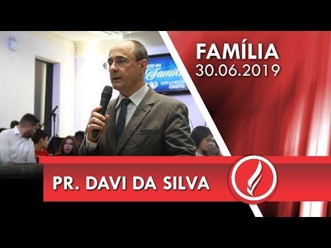 Pr. Davi da Silva   Jesus está voltando   Apocalipse 4.1   30 06 2019