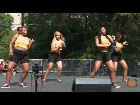 Sigma Gamma Rho 2016 Atlanta Greek Picnic Stroll off (Official Video )#AGP2016