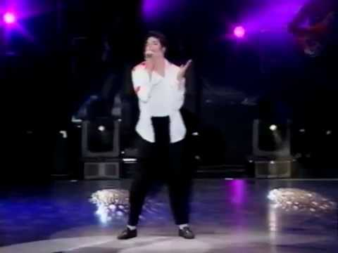 Michael Jackson Man in The Mirror- Dangerous World Tour Live Oslo 1992