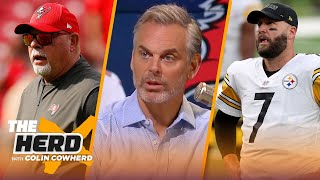 Steelers are the Mike Tyson of NFL, Arians should be careful criticizing Brady — Colin | THE HERD