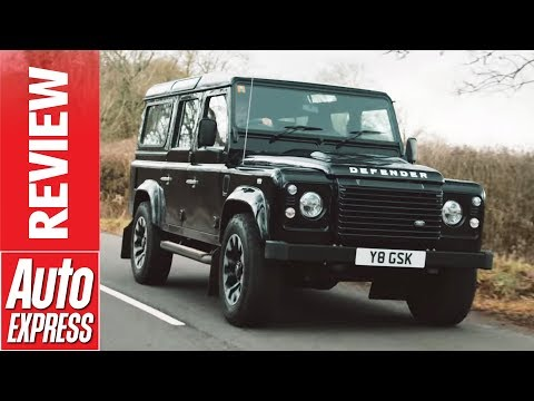 Land Rover Defender Works V8 review - the best Defender EVER?