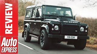 Land Rover Defender Works V8 review - the best Defender EVER?