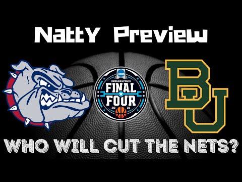Gonzaga Bulldogs vs Baylor Bears National Championship Pick | March Madness Predictions 2021