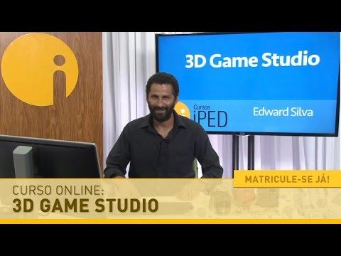 Imagem de Curso de 3D Game Studio na Prática Vídeo 1