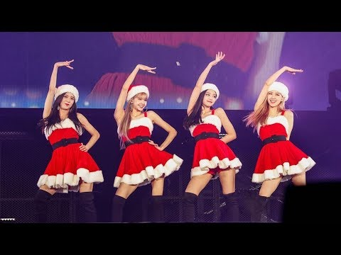 BLACKPINK Merry Christmas + Jingle Bell Rock at KYOCERA DOME Concert