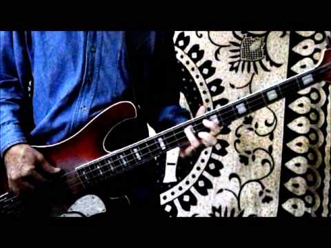 Rock Candy by Montrose bass cover 12-19-12