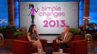 Bethenny's Tips for the New Year