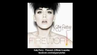 Katy Perry - Firework (Official Acapella)