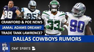 Dallas Cowboys Rumors: Jamal Adams Dream Not Dead? Trade DeMarcus Lawrence? + Tyrone Crawford News