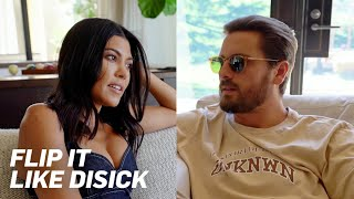 "Scott Disick Admits to Kourtney Kardashian: ""I Was Just So Insecure"" | Flip It Like Disick | E!"