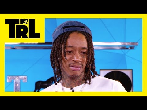 Wiz Khalifa Has His Mind Blown By an Illusionist! | TRL