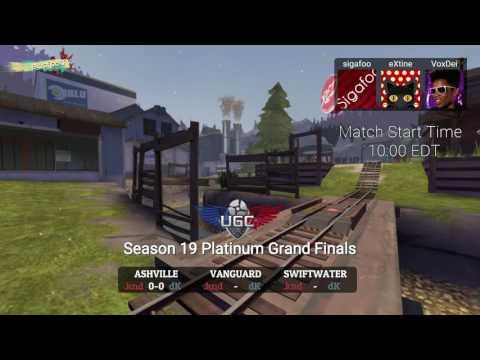 UGC S19 GRAND FINALS PT 2 - dK vs .knd
