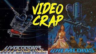 The Original Star Wars Parody - Hyperspace (1984) aka Gremloids VideoCrap Movie Review