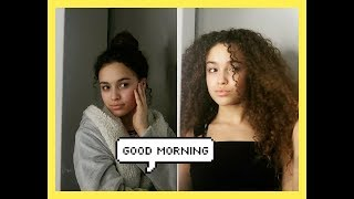 Morning Routine | Mya-Lecia
