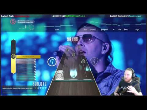 Avenged Sevenfold - Buried Alive (Live) (Guitar Hero: Live, Expert, 100% Full Combo)