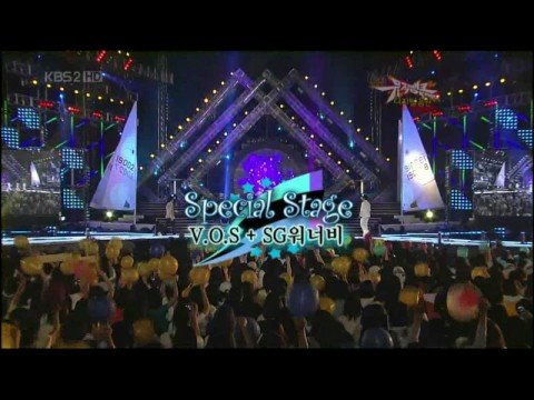 Special Stage- V.O.S and SG Wannabe [Eng subbed]