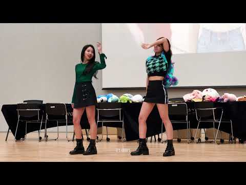 171103 트와이스 TWICE 상암 팬사인회 - 모모 채영 MOVE