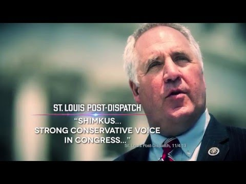 Support for Rep. John Shimkus (R-IL)