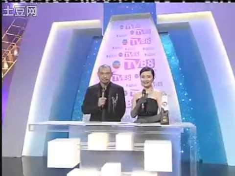 2007 張韶涵《不痛+不想懂得》TVB8頒獎典禮 LIVE