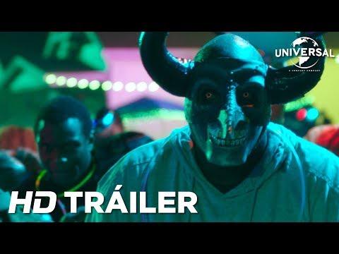 LA PRIMERA PURGA: LA NOCHE DE LAS BESTIAS - Tráiler 1 (Universal) - HD