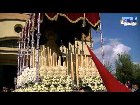 Hermandad de Padre Pío 2016 - Salida del paso de Palio -