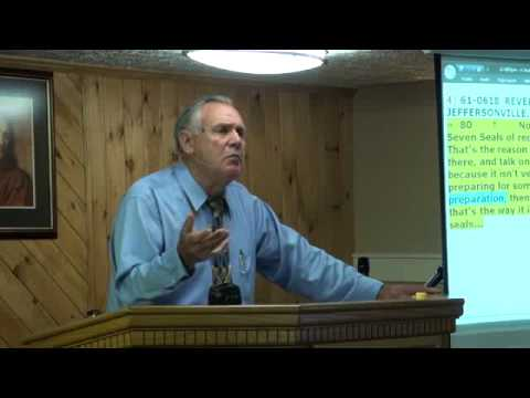12-0805pm - A Study on the Book of Revelations Pt.24 (The Mystery) - Samuel Dale