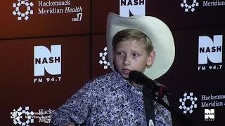 Mason Ramsey LIVE from HMH Stage 17