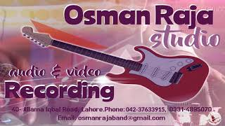 Osman Raja Studio | Audio Video Production | Music Lessons (Vocal, Guitar, Keyboard, & Ukulele)