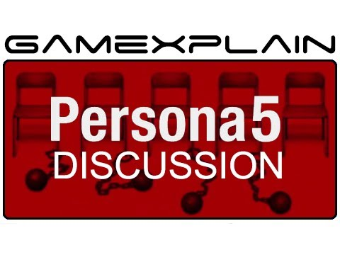 Persona 5 & Persona Spin-Offs Discussion - Thoughts & Impressions - Smashpipe Games Video