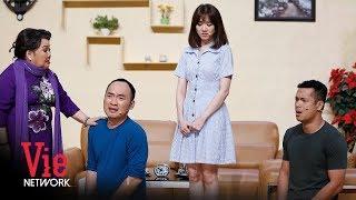Trường Giang Rớt Não Với Hari Won Đối Đáp Má Ngọc Giàu | Hài Trường Giang 2018