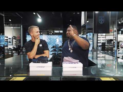 jdsports.co.uk & JD Sports Promo Code video: Outside the Box Episode 1 - Nike Vapormax 'Day To Night' featuring Big Narstie