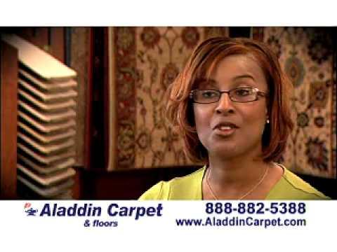 Aladdin Carpet Jeanie Testimonial